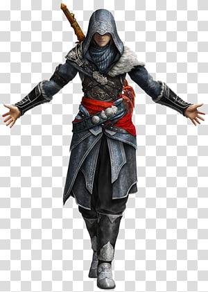 Assassins Creed: Revelations Final Fantasy XIII-2 Assassins Creed II, Ezio Auditore PNG clipart