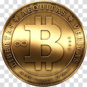 ilustração de moeda de bit de cor dourada, carteira de criptomoeda Bitcoin Bitcoin torneira grátis, bitcoin png