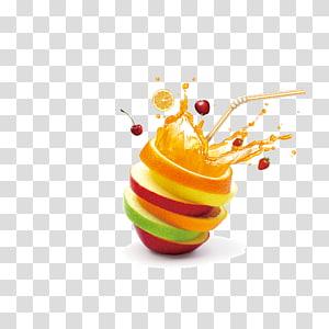 Mousse de coquetel de suco Salada de frutas, suco fresco, fresco, saúde, suco de fruta, ilustração de suco de fruta png