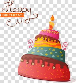 Bolo de aniversário, bolo de aniversário, feliz aniversário png