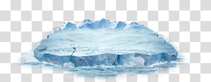 Iceberg do pinguim antártico, iceberg PNG clipart