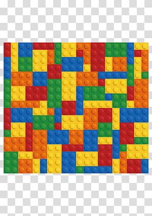 blocos coloridos de Lego, Lego House Lego Modular Edifícios Lego Duplo Bloco de brinquedo, tijolos coloridos de Lego PNG clipart