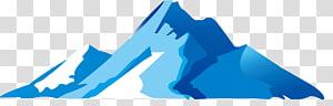 logotipo da montanha azul, Jxf6kulsxe1rlxf3n Iceberg euclidiano do Golden Circle, iceberg PNG clipart