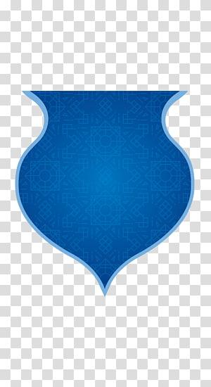 azul, padrões geométricos islâmicos Azul, azul padrão islâmico PNG clipart