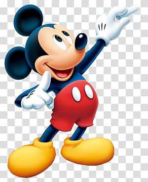 Mickey Mouse segurando giz, Mickey Mouse Minnie Mouse, Mickey Mouse PNG clipart