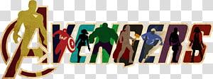 Marvel Avengers logo, Hulk Homem de Ferro Spider-Man Avengers Logo, Avengers png