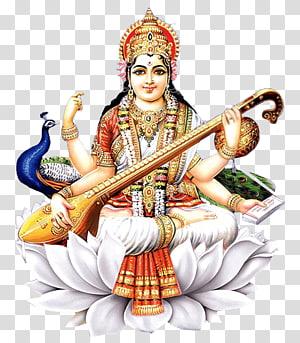 Ilustração do Deus Hindu, Shiva Saraswati Vandana Mantra Basant Panchami Hinduísmo, puja PNG clipart
