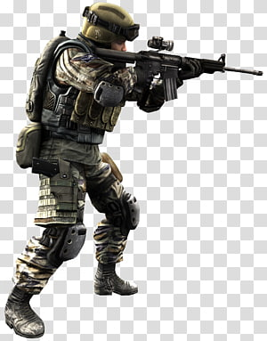 figura de soldado, Alliance of Valiant Arms Battlefield 3 ijji Vídeo game Shooter em primeira pessoa, soldados png