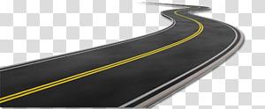 curva de estrada de desenho, estrada png