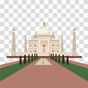 Taj Mahal maravilhas do mundo ícone, Taj Mahal PNG clipart