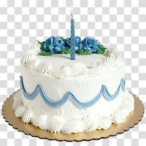 Bolo redondo com glacê branco, Bolo de aniversário Bolo de chocolate Bolo de casamento Bolo de esponja Geada e glacê, Lindo bolo de aniversário png