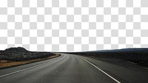 lapso de tempo da estrada de asfalto durante o dia, estrada de asfalto superfície superfície viagem, estrada de cimento png