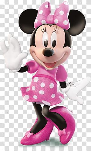 Minnie Mouse Mickey Mouse, Minnie Mouse HD, ilustração Minnie Mouse PNG clipart