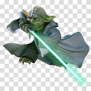 Mestre Yoda de Guerra nas Estrelas, Soulcalibur IV Soul Edge Soulcalibur II Yoda, guerra nas estrelas PNG clipart