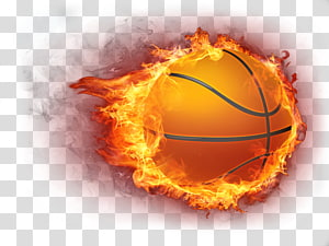 Miami Heat logo, Basketball Fire Icon, Flame basketball PNG clipart