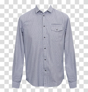 camisa de vestido cinza de bolso no peito esquerdo, camisa, roupas, camisa PNG clipart