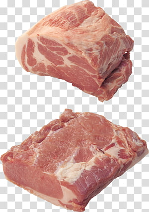 carnes cruas, carne de porco churrasco carne alimentos pastrami, carne PNG clipart