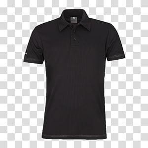 Camiseta Polo Ralph Lauren Corporation, Camisa Polo Preta PNG clipart