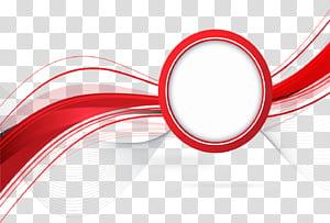 Abstração de linha vermelha, capa de relatório abstrato vermelho, vermelho e branco PNG clipart