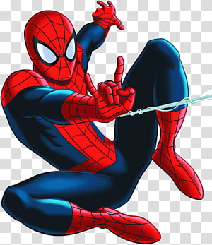 Marvel Spider-Man illustration, Marvel Universe Ultimate Spider-Man Ultimate Marvel Comic book, homem aranha png