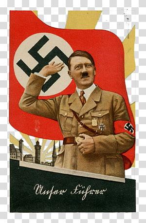 Propaganda de Adolf Hitler na Alemanha nazista Segunda Guerra Mundial, Hitler png