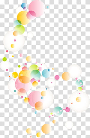 Ilustração euclidiana de círculo de geometria, círculo de ponto geométrico abstrato colorido, ilustração de círculos de cores sortidas PNG clipart
