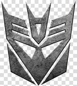 Logotipo da Desepticon, logotipo da Decepticon Autobot Transformers Megatron, logotipo do machado png
