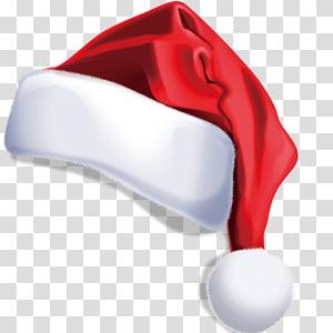 Chapéu Bonnet ícone de Natal, chapéus de Natal png