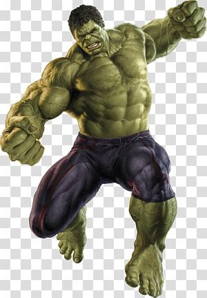 a incrível ilustração de hulk, visão de hulk homem de ferro clint barton viúva negra, tocha humana PNG clipart