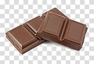 duas barras de chocolate, sorvete Barra de chocolate, chocolate PNG clipart