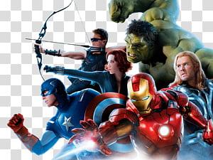 Homem de Ferro Loki Capitão América Thor Superhero, Avengers s, Avengers poster PNG clipart