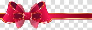 Fita vermelha Papel, linda fita vermelha, fita vermelha e dourada png