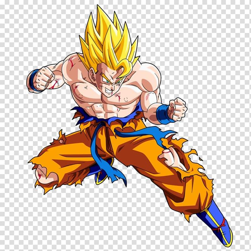 Goku Dragon Ball Z: Harukanaru Densetsu Gohan Super Saiyan, goku png