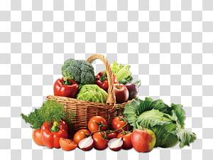 cesta de frutas, alimentos orgânicos cozinha vegetariana vegetais alimentos crus, vegetais, frutas e legumes ,, frutas e legumes PNG clipart