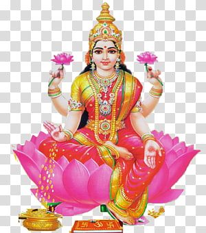 ilustração de lakshmi, ganesha lakshmi shiva saraswati laxmi pooja, diwali PNG clipart