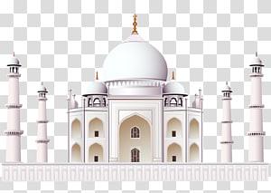 taj mahal, ilustração de india, arquitetura islâmica construção de mesquita, construção PNG clipart
