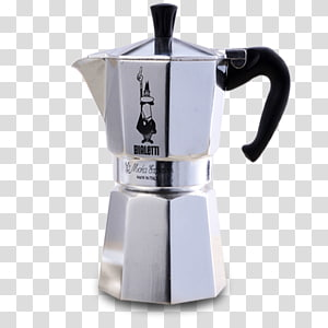 Cafeteira Espresso Coffee Moka Cafe Caffxe8 mocha, Cafeteira em aço inoxidável png