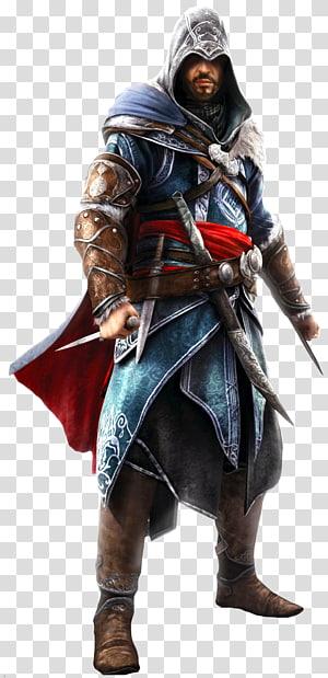 Ilustração de Assassin's Creed, Assassins Creed III Assassins Creed: Brotherhood Assassins Creed: Revelations, Ezio Auditore PNG clipart