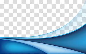 Ilustração azul, fita, azul PNG clipart