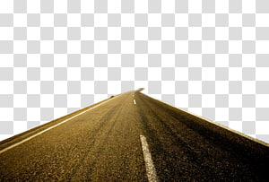 estrada de concreto cinza, céu linha ângulo luz solar, estrada do sol png
