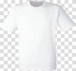 t-shirt de gola branca, t-shirt roupas de frutas do tear de algodão, camisa PNG clipart
