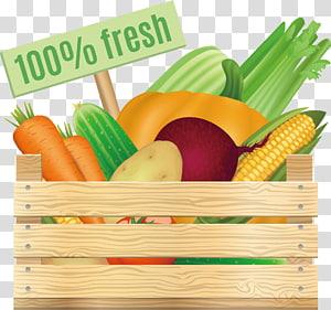 frutas sortidas ilustração lote, cenoura alimentos orgânicos milho na espiga vegetal, 100% legumes frescos PNG clipart