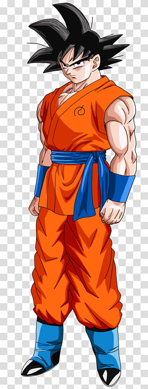 Dragon Ball Super Son Goku, Goku Vegeta Majin Buu Piccolo Freeza, Dragon Ball Super png