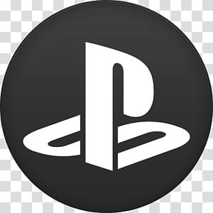 círculo do logotipo da marca, Playstation, logotipo da Sony PS PNG clipart