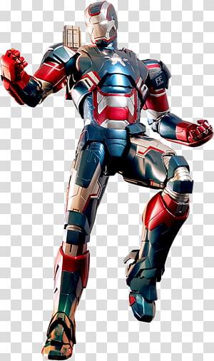 Marvel guerra civil homem de ferro, homem de ferro capitão da máquina de guerra américa ferro monger iron patriot, ironman PNG clipart