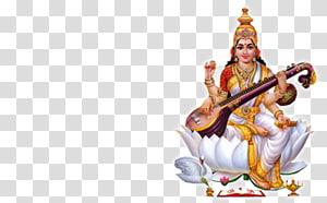 ilustração do deus hindu, lakshmi basar, telangana saraswati deusa devi, lakshmi PNG clipart