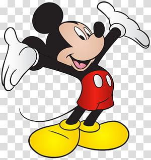 Mickey Mouse Minnie Mouse Plutão, Mickey Mouse Grátis, ilustração Mickey Mouse PNG clipart