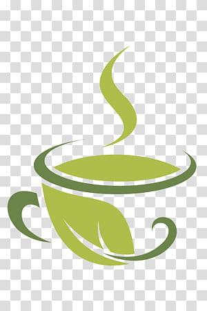 ilustração de xícara verde, chá verde chá branco chá de ervas, Fuding material de chá de chá branco png