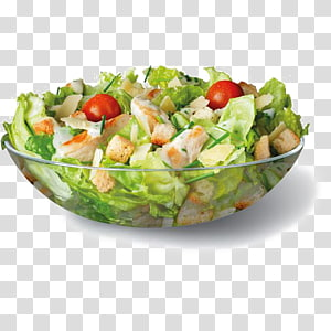 Tigela de salada Caesar, salada Caesar Wrap Big N Tasty Hamburger McDonalds, salada de legumes png