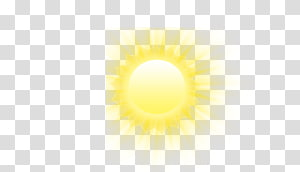 Amarelo, sol, sol amarelo PNG clipart